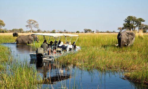 EXPLOREBoating Safaris