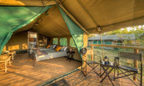 KRV Tent bedroom