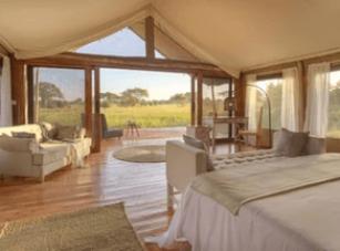 Tangire Ndovu Tented Lodge
